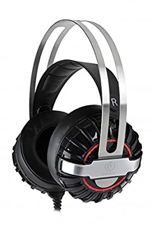 gaming CASCOS Computadora De La PC Auricular 3,5 JACK mm ON EAR Más de