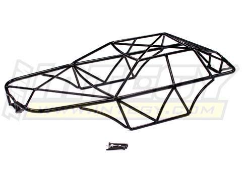 - Integy RC Model Hop-ups T4058 Steel Roll Cage Body for Traxxas 1/10 Revo 3.3 (17.125in.)