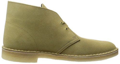 Clarks Desert Boot maple suede Maple
