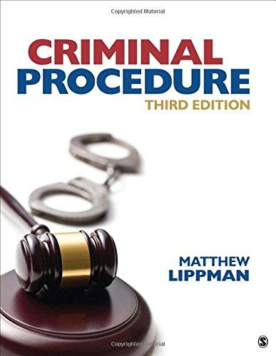 Pdf Law Criminal Procedure