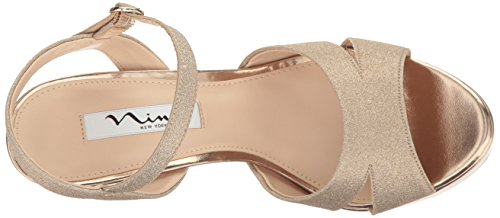 Nina Women's Shara Dress Sandal Yy- Gold sale clearance store comfortable sale online buy cheap shop offer xhmqvH