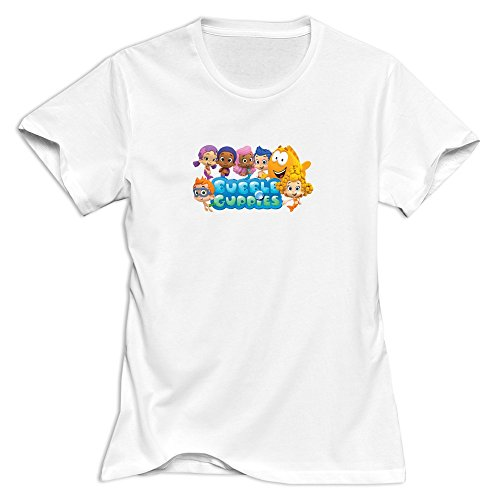 bubble-guppies-fashion-o-neck-white-t-shirts-for-womens-size-xxl