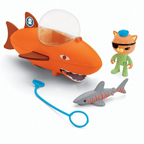 Fisher-Price Octonauts Gup-B & Kwazii [Amazon Exclusive]