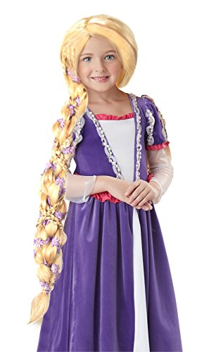 California Costumes Rapunzel Wig Costume,