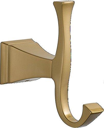 Delta Faucet 75135-CZ Dryden, Robe Hook, Champagne Bronze