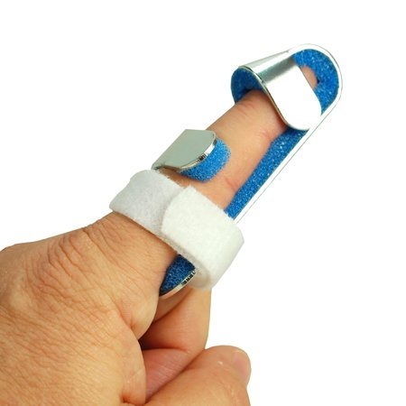 Flents Insty-splint Baseball Splint - Medium -With Fasten Hook and Velcro Loop Band to Secures. 1/4
