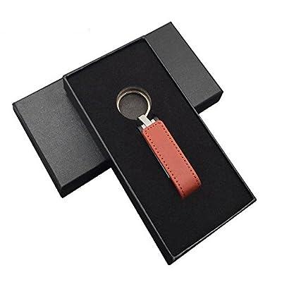 yaxiny auténtica piel de metal de alta velocidad USB2.0/USB 3.0flash memory stick unidad USB Flash Drives U-Disk marrón 2.0/32GB