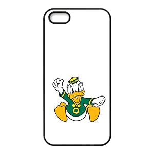 NCAA Oregon Ducks Black For SamSung Note 3 Phone Case Cover