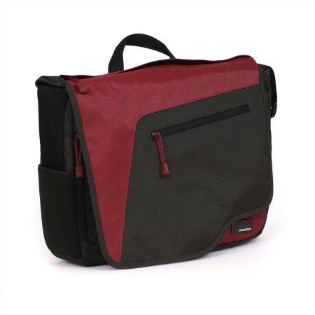 Skooba 702-215 Compact Messenger - Black (Tenba Messenger Bag Large)