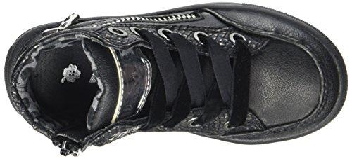 Asso D3291 - Zapatilla Baja Niñas Noir (Black)