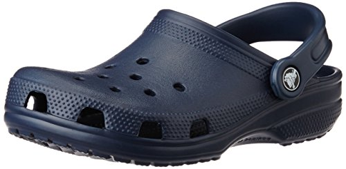 crocs Kid's Classic Clog 10006,Navy,C4C5 Toddler