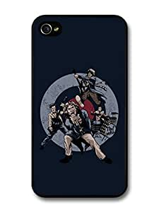 The Who Band Playing Illustration case for iPhone 4 4S