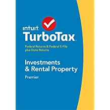 TurboTax Premier 2014 Fed + State + Fed Efile Tax Software - Win [Old Version]