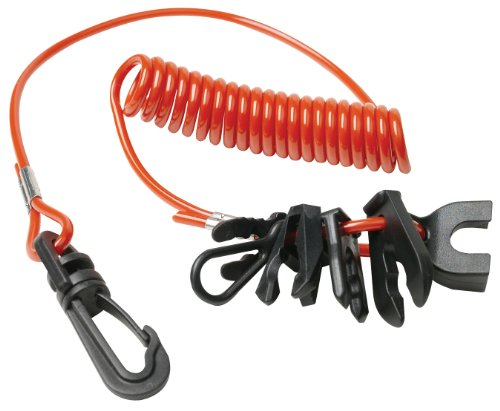 Attwood 7591-6 Boat Kill Switch Key Set (Boat Lanyard)