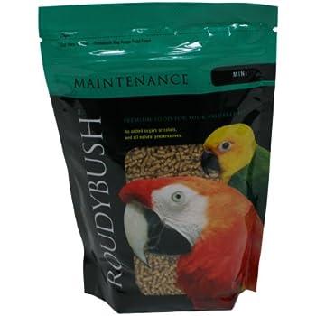 Roudybush Daily Maintenance Bird Food, Mini, 22-Ounce
