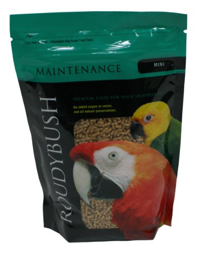 Roudybush Daily Maintenance Bird Food, Mini, 22-Ounce (Pack May Vary) ()