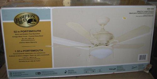 hampton bay ceiling fan arms - 7