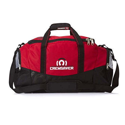 Crewsaver CREW Holdall Bag in RED/Black Large 100 Litres 6228-100 NEW 2012