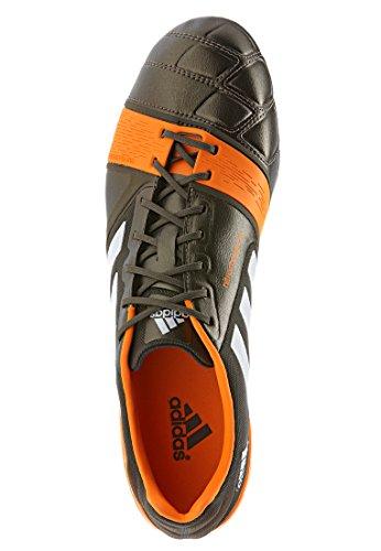 Adidas Nitrocharge 1,0 Trx Fg, Svart / Solar Slim