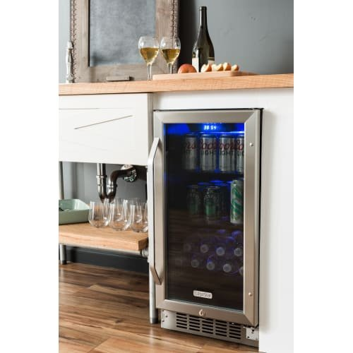 The 8 best undercounter beverage cooler