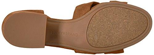 Lucky Brand Vrouwen Lk-xaylah Hakken Sandaal Ceder