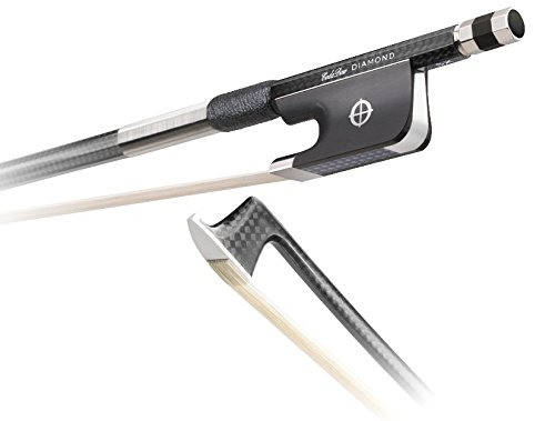 CodaBow Diamond SX Carbon Fiber 4/4 Cello Bow