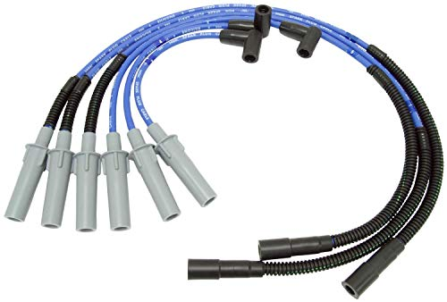NGK 53141 Wire Set (Best Jeep Jk Spark Plug Wires)