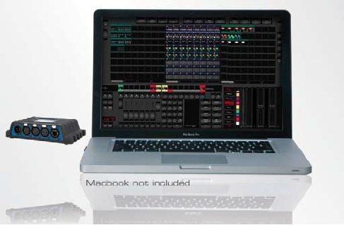 Elation Emulation Pro Lighting Control Software