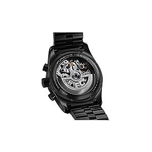 Reloj Automático Porsche Design Chronotimer Series 1, Oro rosa 18Kt, Negro 3
