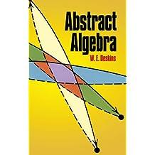 Abstract Algebra (Dover Books on Mathematics)