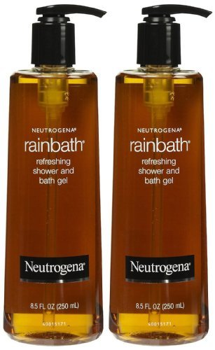 (Neutrogena Rainbath Shower Bath Gel, Original Formula - Original Formula - 8.5 oz - 2 pk)