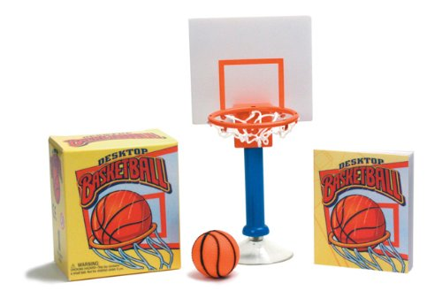 Desktop Basketball: It's a Slam Dunk! (Mega Mini Kits)