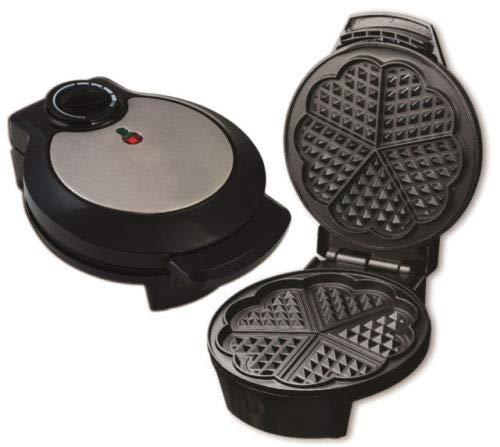 Belgian Waffle Maker Iron Machine Stainless Steel Non Stick Making Grill Machine Guilty Gadgets