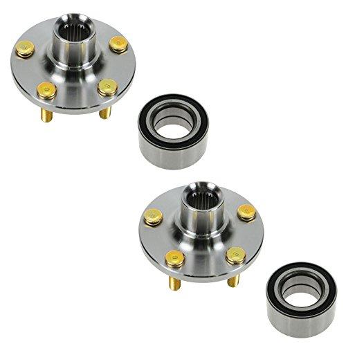 - Wheel Hub & Bearing Front Left LH & Right RH Pair Set for Neon PT Cruiser 33mm
