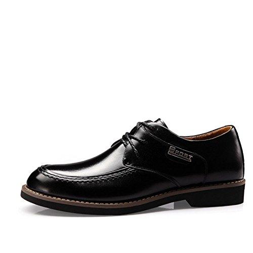kakaka chaussures affaires Chaussures hommes l?ger vachette cuir