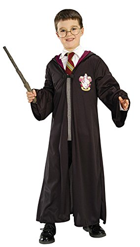 Harry Potter Costume Kit (Ages 8 to 10 Years) (Size : - Costume Potter Make Harry