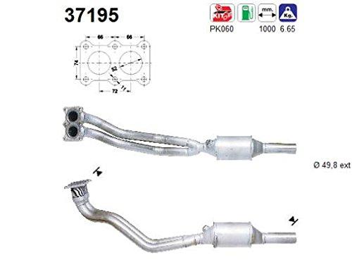Katalysator u.a. fü r, VW, Audi, Skoda, Seat | Preishammer | Katalysator | Abgasanlage