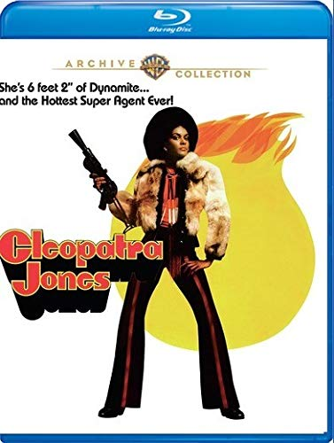 Cleopatra Jones [Blu-ray]