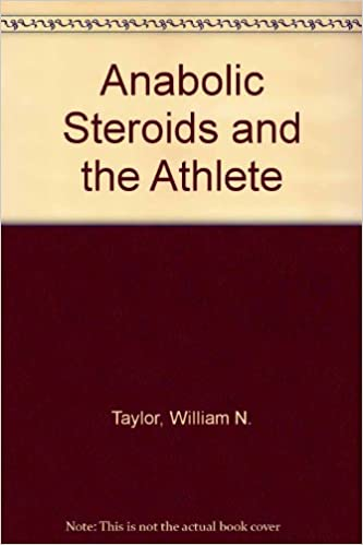 Book Anabolic Steroids and the Athlete