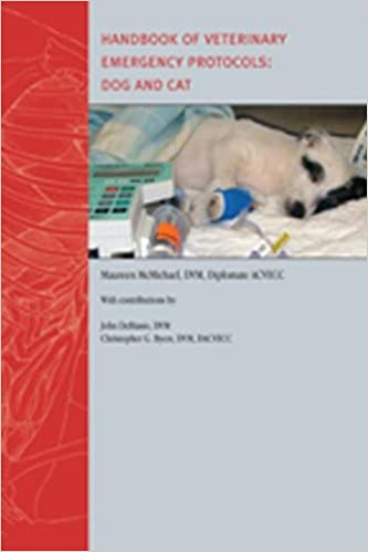Handbook of veterinary emergency protocols dog and cat handbook of veterinary emergency protocols dog and cat 9781591610335 medicine health science books amazon fandeluxe Images