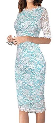 Buy belted lace dress poppy - 8