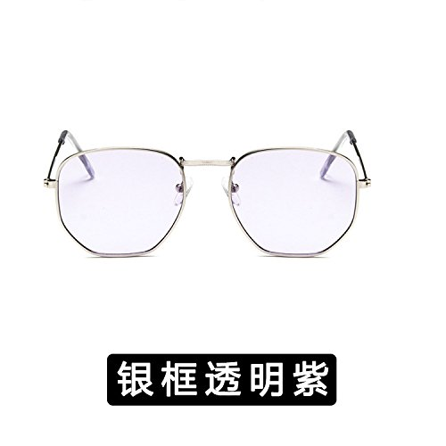 Marco De Gafas Hombre De Sol zhenghao Mujer Metal C4 Xue Sol c2 De Gafas para wxq4HRT