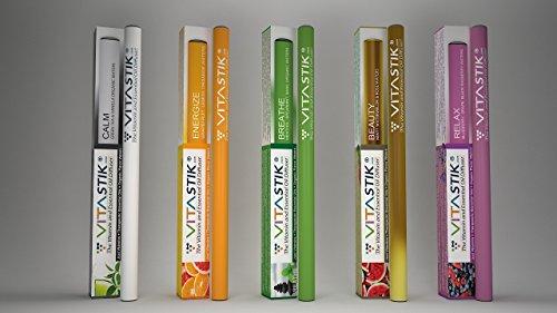 Vitamin Essential Oil Diffuser Stick - VITASTIK - The Original Vitamin Vape Stick EST. 2014 by VitaStik