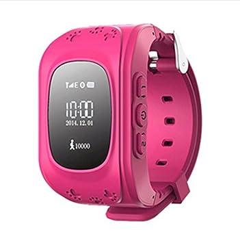 akldigital HQ de Perdidos GPS perseguidor de reloj para niños SOS Emergencia GSM Smart Mobile Phone