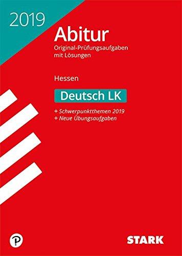 Abiturprüfung Hessen - Deutsch LK