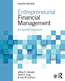 Entrepreneurial Financial Management: An Applied Approach