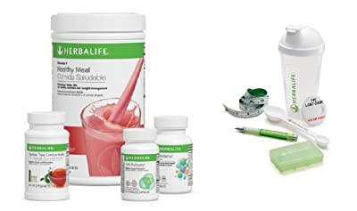 NEW Herbalife Quick Start Complete Package with Free Extras!