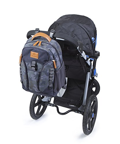 a598a82435 Amazon.com  Jeep Adventurers Diaper Bag Backpack - Great for Outdoor  Activities Like Hiking