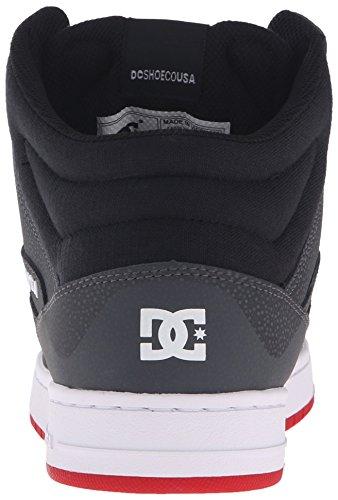 DC Herren Seneca Hoch Skate-Schuhe, EUR: 38, Grey/Black