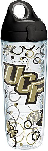 Tervis 1283406 UCF Knights Bubble Up Tumbler with Wrap and B
